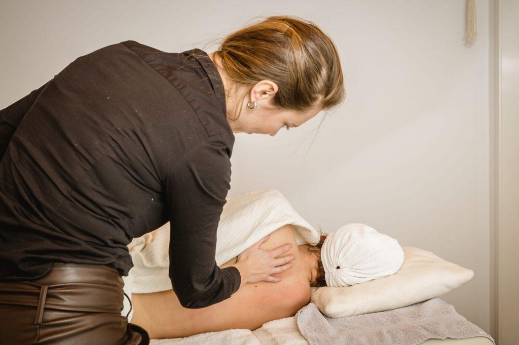 zwangerschapmassage